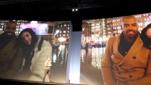 Ảnh từ iPhone 6 bên trái so sánh với ảnh từ Galaxy S6 bên phải, chụp cùng vị trí.