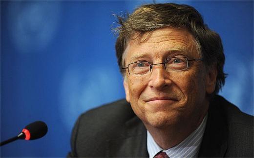 Bill Gates vẫn là người giàu nhất thế giới.