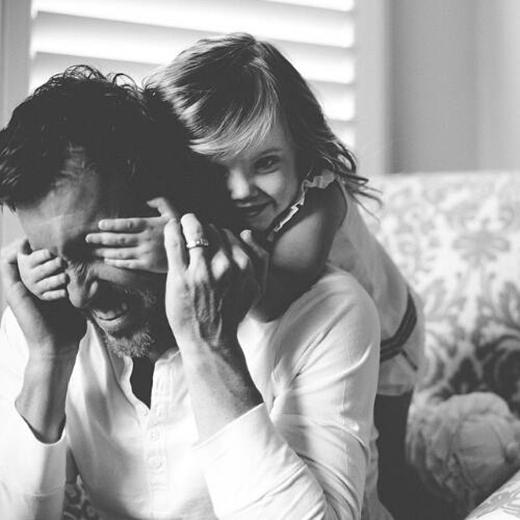 Tình yêu cha cho con là tuyệt đối