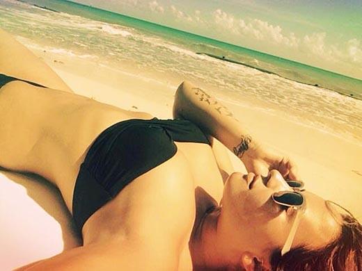 Demi rất tự tin về cơ thể của mình