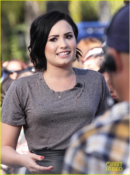 Những hình ảnh mới nhất của Demi