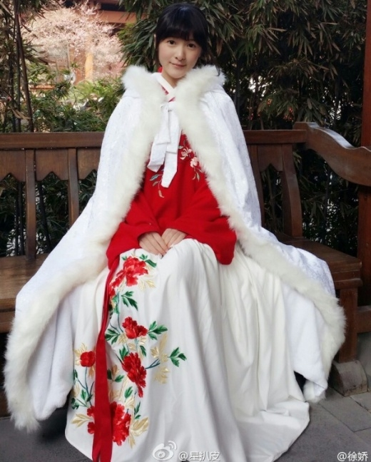 Hình ảnh trong phim Thiếu nữ toàn phong bị quay dang dở của Từ Kiều
