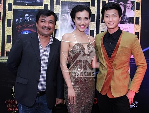 Á hậu Hoàng Oanh cùng bạn trai Huỳnh Anh và đạo diễn Phương Điền - Tin sao Viet - Tin tuc sao Viet - Scandal sao Viet - Tin tuc cua Sao - Tin cua Sao