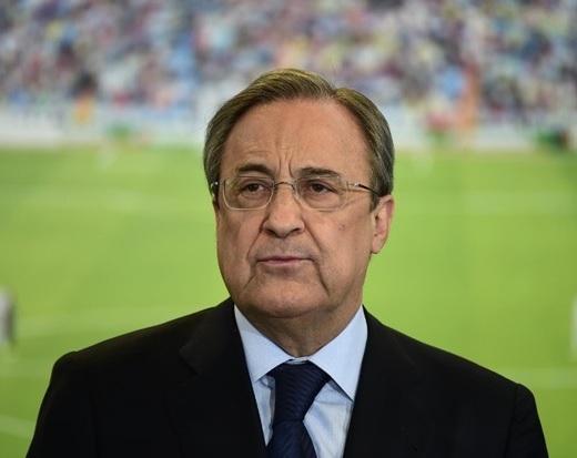 Chủ tịch Perez đảm bảo tương lai cho HLV Ancelotti