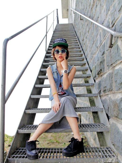Dù lựa chọn phong cách nào đi chăng nữa thì trông Quỳnh Anh Shyn vẫn luôn phù hợp và xinh đẹp.