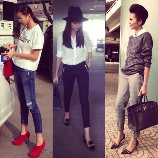Là một 'biểu tượng thời trang' của showbiz Việt, các bộ đồ được Thanh Hằng diện luôn khoe được đôi chân dài một cách 'triệt để' - Tin sao Viet - Tin tuc sao Viet - Scandal sao Viet - Tin tuc cua Sao - Tin cua Sao