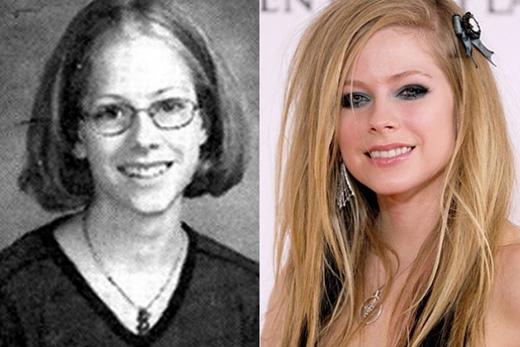 Có lẽ không ai có thể tưởng tượng được Avril Lavigne 'ngố tàu' của ngày xưa lại lớn lên trở thành một ca sĩ rock nổi tiếng