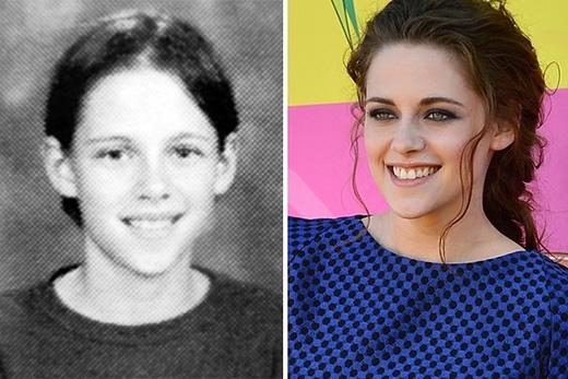 Bức ảnh này đã chứng minh rõ ràng phong cách tomboy của Kristen Stwart không phải chỉ mới được bắt đầu gần đây
