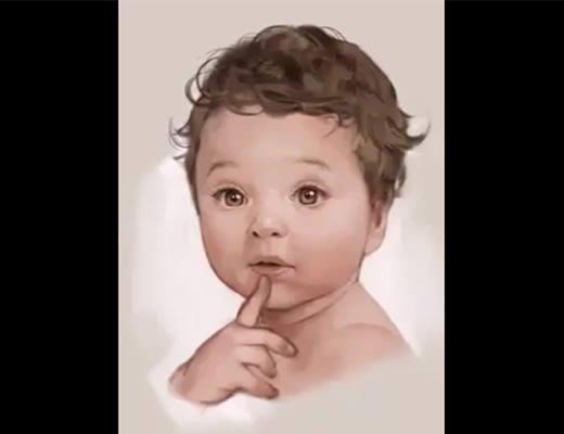 Khi chúng ta mới sinh ra.