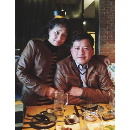 Bố và mẹ của Chi Pu. - Tin sao Viet - Tin tuc sao Viet - Scandal sao Viet - Tin tuc cua Sao - Tin cua Sao