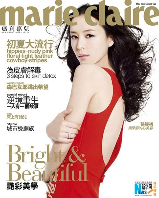 Trương Tịnh Sơ từng rơi nghi vấn là người tình của Thành Long khi cả hợp tác chung trong một dự án phim. Cô không ngừng tán dương đàn anh khi trả lời phỏng vấn. Tuy nhiên, khi được hỏi về nghi vấn hẹn hò, cô lập tức phủ nhận.