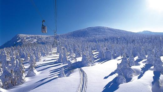 Nếu là một người đam mê trượt tuyết thì Resort Zao Onsen ở Yamagata là điểm đến lý tưởng nhất cho bạn.