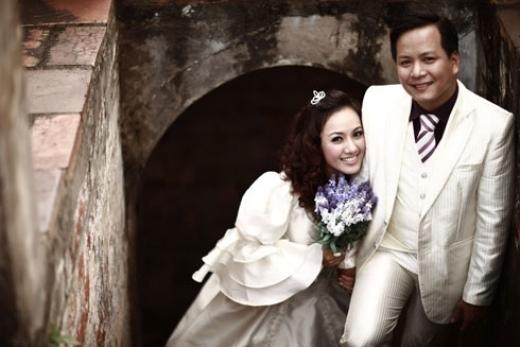 Ảnh cưới của BTV Hoài Anh và chồng - Tin sao Viet - Tin tuc sao Viet - Scandal sao Viet - Tin tuc cua Sao - Tin cua Sao