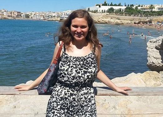 Nữ sinhElena Bless, 16 tuổi đã ra đi vĩnh viễn