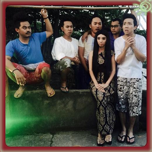 Thu Trang và vai diễn người vợ ma trong tác phẩm hài Chuyện tình Bangkok. - Tin sao Viet - Tin tuc sao Viet - Scandal sao Viet - Tin tuc cua Sao - Tin cua Sao