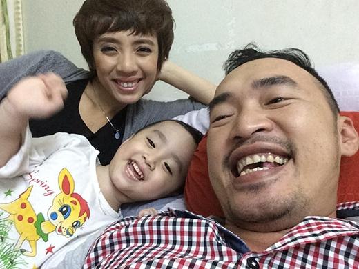 Những hình ảnh hạnh phúc của vợ chồng Thu Trang - Tiến Luật và bé Andy. - Tin sao Viet - Tin tuc sao Viet - Scandal sao Viet - Tin tuc cua Sao - Tin cua Sao