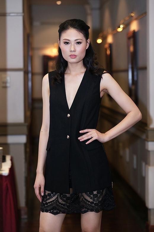Mai Giang - Quán quân VietNam's Next Top Model 2012