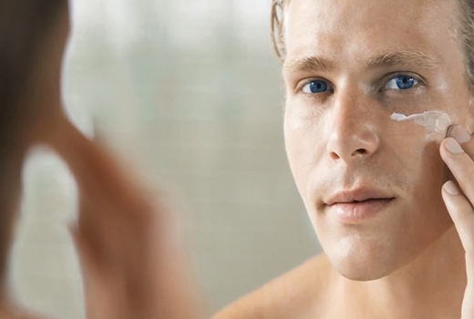 Ngay cả nam giới cũng cần kem dưỡng ẩm