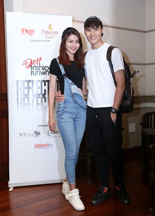 Quang Hùng, Quỳnh Châu, cặp đôi vàng của VietNam's Next Top Model