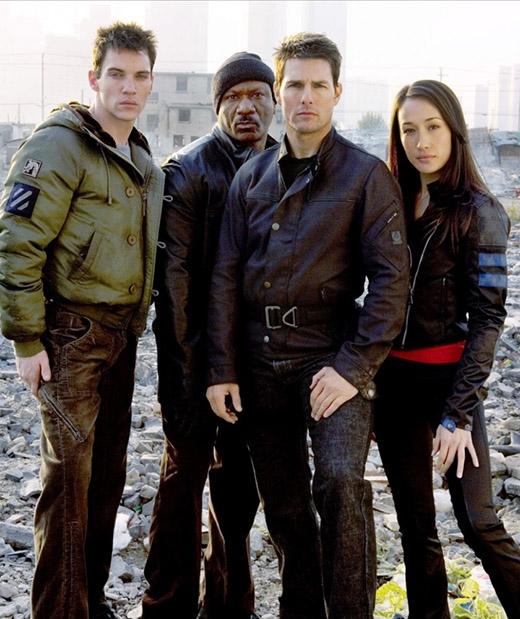 Maggie đã từng góp mặt trong bộ phim Nhiệm vụ bất khả thi 3 cùng Tom Cruise