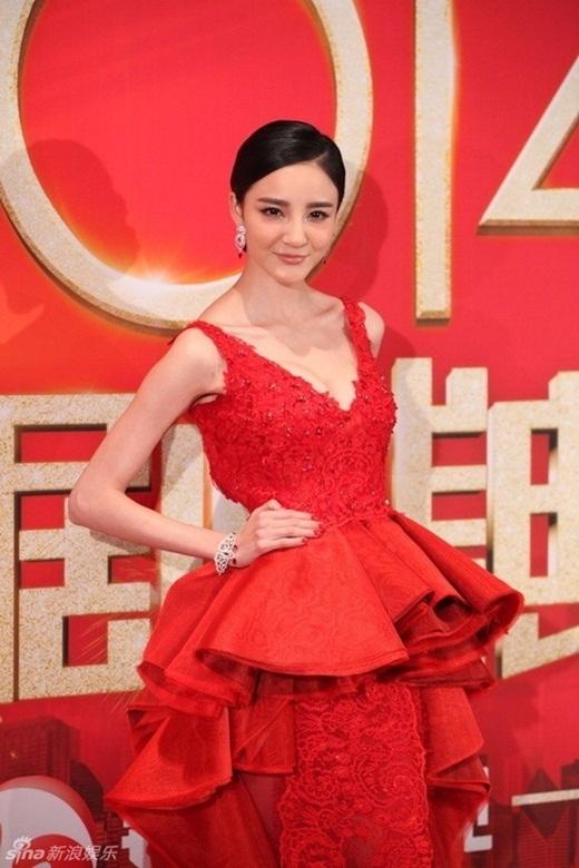 Người đẹp gợi cảm Lưu Vũ Hân nặng 46,7 kg.Sau đóLưu Vũ Hâncho biết cô chỉ sợ mình nặng hơn 50 kg và sẽ bị chê béo trên báo chí.