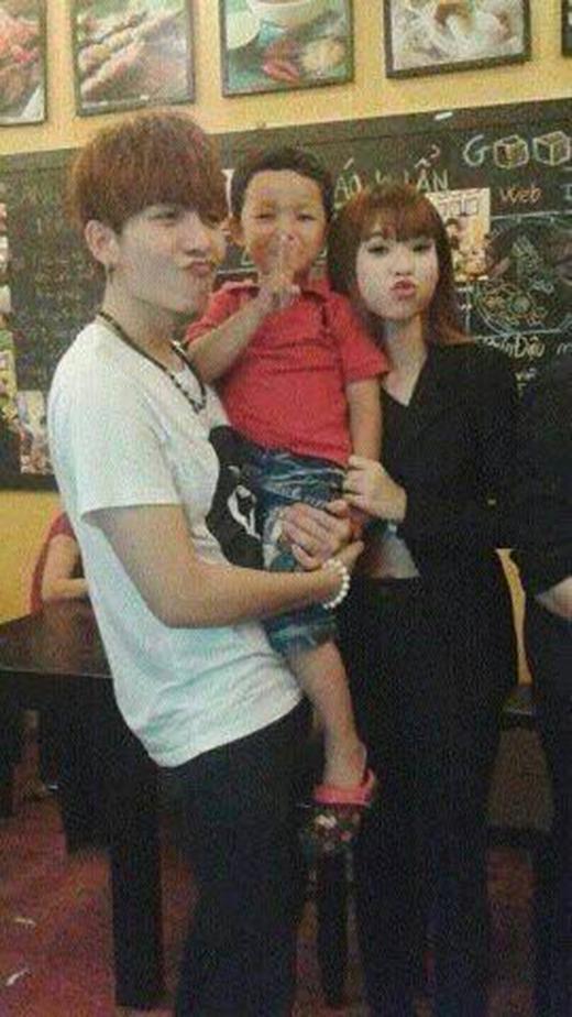 Không những Khởi My mà Kelvin Khánh cũng phát cuồng với trẻ con. - Tin sao Viet - Tin tuc sao Viet - Scandal sao Viet - Tin tuc cua Sao - Tin cua Sao