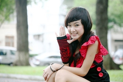 """Có thể nói, tuy chỉ mới 11 tuổi nhưng Angela Phương Trinh đã từng được xem là """"ngôi sao nhí"""" sáng giá của màn ảnh Việt lúc bấy giờ. - Tin sao Viet - Tin tuc sao Viet - Scandal sao Viet - Tin tuc cua Sao - Tin cua Sao"""