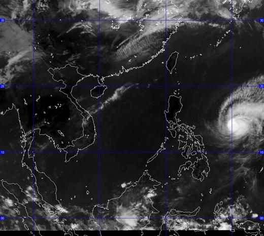 . Đường đi của bão MAYSAK