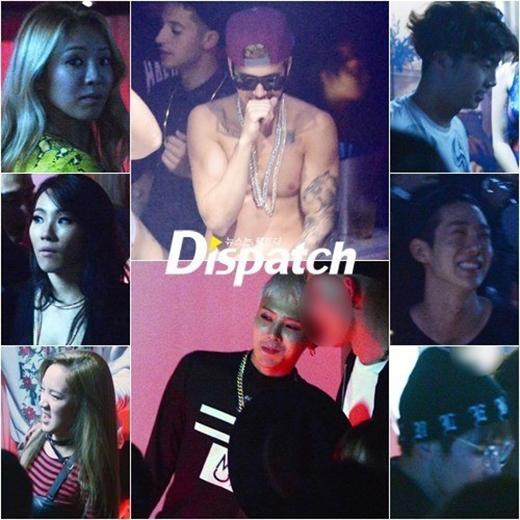 Sau buổi biểu diễn của Justin Bieber ở Seoul vào tháng 1/2013, anh đã tổ chức bữa tiệc tại một câu lạc bộ. Bên cạnh nam ca sĩ, còn có bạn bè đồng nghiệp là những nghệ sĩ nổi tiếng Hàn Quốc như: G-Dragon, Jay Park, Jokwon, Wooyoung (2PM), CL, Hyoyeon...
