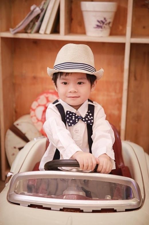 Cậu con trai cả của Lý Hải – Minh Hà sinh vào năm 2011, năm nay Rio đã hơn 4 tuổi. - Tin sao Viet - Tin tuc sao Viet - Scandal sao Viet - Tin tuc cua Sao - Tin cua Sao