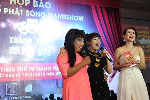Nhiều thí sinh đã đến tham gia và có dịp thử sức mình trước khán giả.
