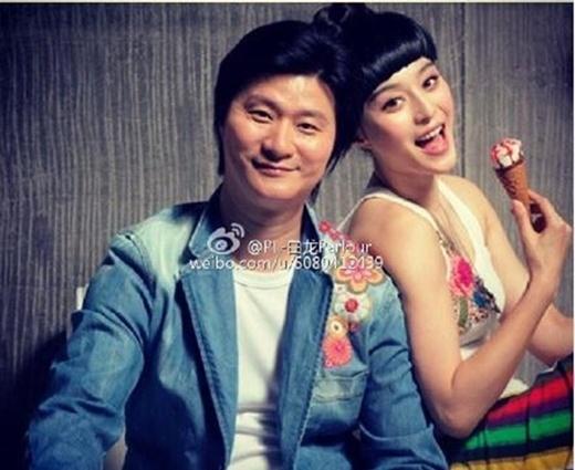 Phạm Thừa Thừa không giống chị gái, thay vào đó rất giống bố.