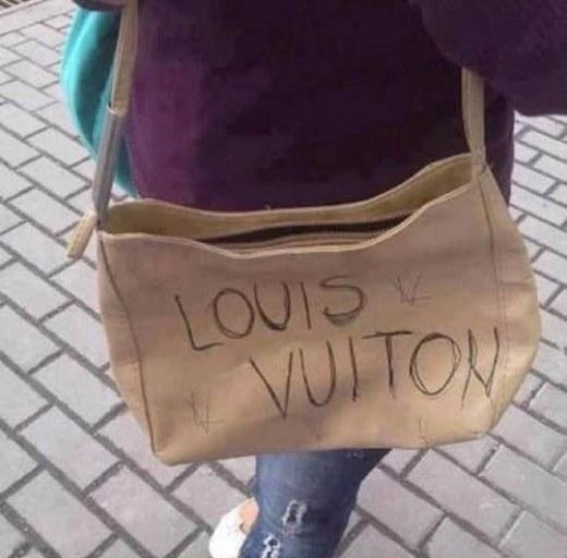 Chiếc túi 'hàng hiệu' không thể tìm ra chiếc thứ hai trên thế giới