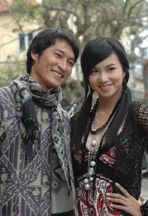 Huy Khánh - Đinh Ngọc Diệp là một cặp đôi vô cùng có duyên trên màn ảnh Việt. - Tin sao Viet - Tin tuc sao Viet - Scandal sao Viet - Tin tuc cua Sao - Tin cua Sao