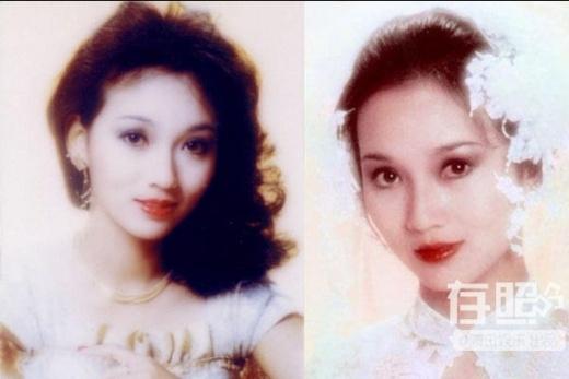 Triệu Nhã Chi, ngôi sao quyến rũ hàng đầu Hồng Kông với vẻ đẹp như hoa như ngọc ở tuổi 17.