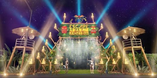 """Tóc Tiên - """"Nữ hoàng mùa hè"""" của Escape: Amazon Next Invasion?"""