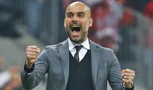 Pep Guardiola từng giúp Barca đè bẹp Bayern nay lại phải tìm chìa khóa cho nhiệm vụ ngược lại. Ảnh: Reuters.