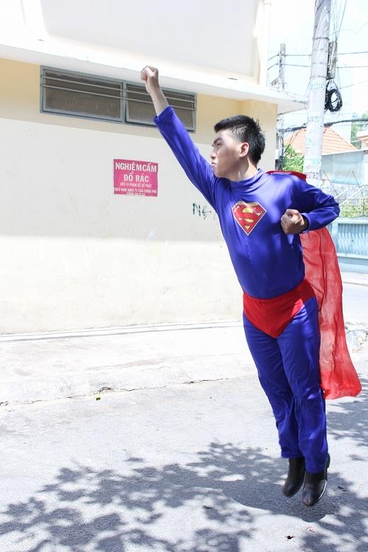 Superman - Ngọc Trai