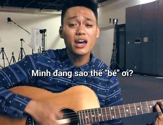 Bài hát hài hước giúp bạn làm lành với