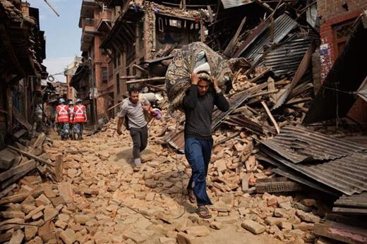 Hơn 8.000 người chết trong trận động đất vào ngày 25/4, vừa qua ở đất nước này