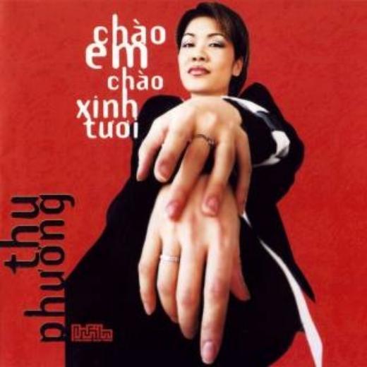 Bìa album Chào em! Chào xinh tươi đánh dấu tên tuổi của Thu Phương - Tin sao Viet - Tin tuc sao Viet - Scandal sao Viet - Tin tuc cua Sao - Tin cua Sao
