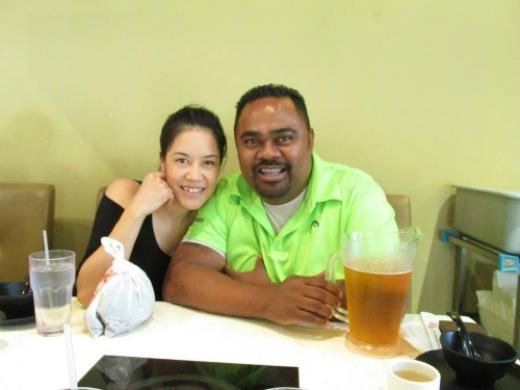 Thu Phương và chồng hiện tại Dũng Taylor - Tin sao Viet - Tin tuc sao Viet - Scandal sao Viet - Tin tuc cua Sao - Tin cua Sao