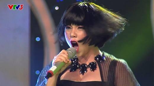 Giọng ca Việt kiều náo loạn Thần tượng Âm nhạc
