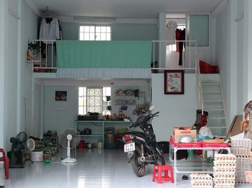 Một căn hộ 30 m2 giá 100 triệu ở Bình Dương.