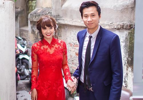 Huyền Lizzie và ông xã Lynh Hoàng - Tin sao Viet - Tin tuc sao Viet - Scandal sao Viet - Tin tuc cua Sao - Tin cua Sao