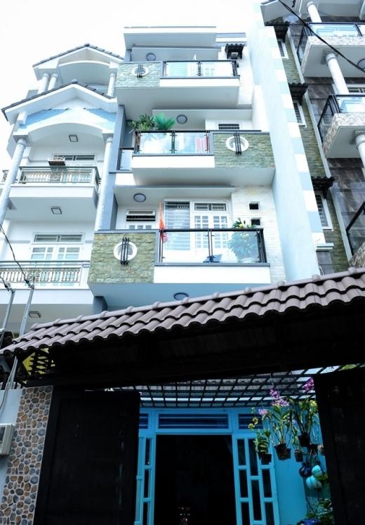 Căn nhà của Hồ Quang Hiếu khá khang trang - Tin sao Viet - Tin tuc sao Viet - Scandal sao Viet - Tin tuc cua Sao - Tin cua Sao
