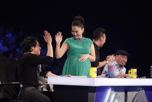 Khoảnh khắc ăn ý giữa Thu Minh và Thanh Bùi. - Tin sao Viet - Tin tuc sao Viet - Scandal sao Viet - Tin tuc cua Sao - Tin cua Sao