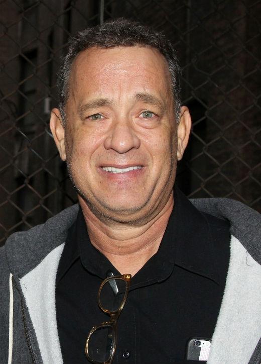 Vẻ ngoài hiện nay của Tom Hanks dường như đã bị thời gian 'tàn phá' khá nhiều