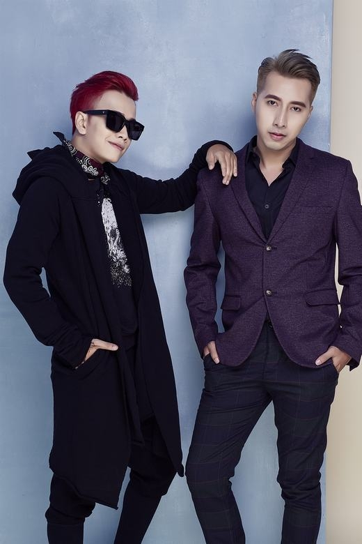 Lou Hoàng tên thật là Hoàng Kim Long, sinh năm 1994, là ca sỹ trẻ do chính OnlyC phát hiện trong cuộc thi Ngôi Sao Việt. - Tin sao Viet - Tin tuc sao Viet - Scandal sao Viet - Tin tuc cua Sao - Tin cua Sao