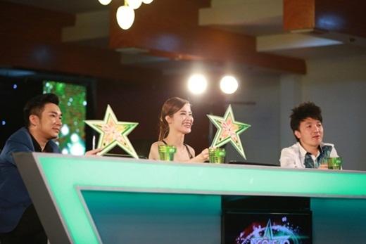 Mới đây, cô cũng nhận lời làm giám khảo cho một cuộc thi về âm nhạc - Tin sao Viet - Tin tuc sao Viet - Scandal sao Viet - Tin tuc cua Sao - Tin cua Sao